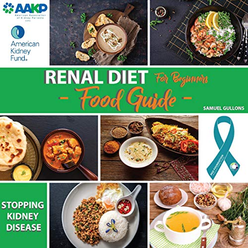 Stopping Kidney Disease - Food Guide - cover art