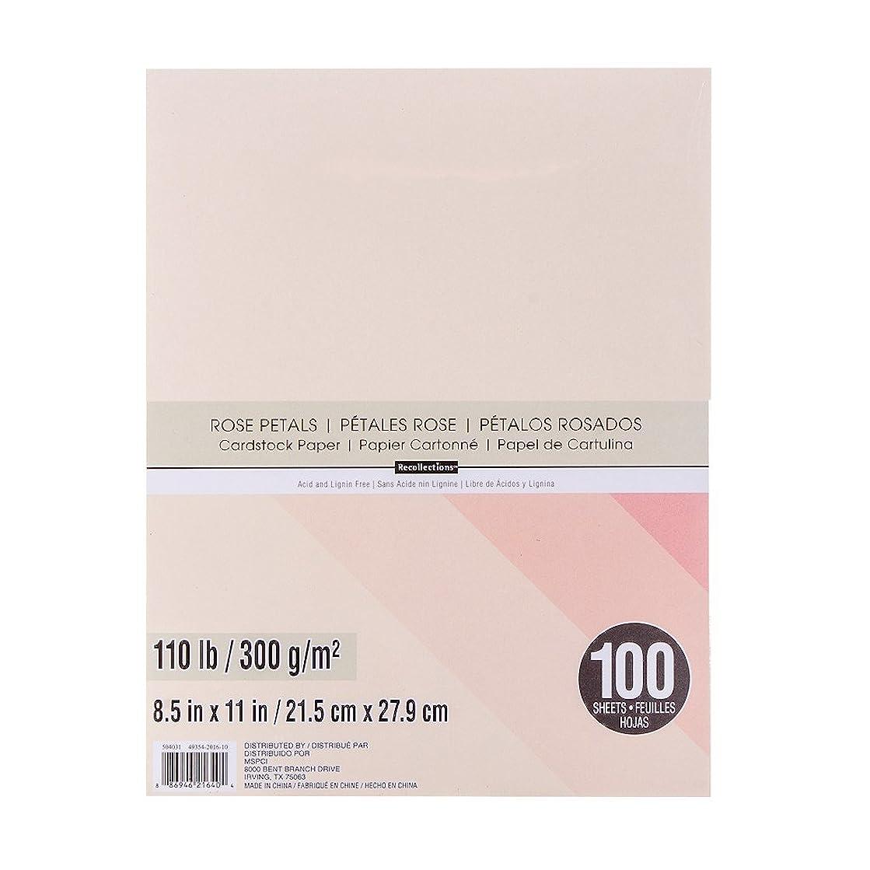 Cardstock Paper Pack, 8.5