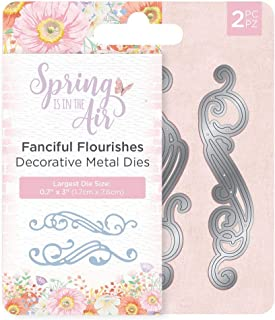 Nature's Garden Spring in The Air Collection - Metal Die - Fanciful Flourishes