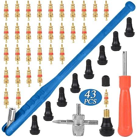 Ventil Einzieh Hebel Werkzeug Ventileinzieher Ventilhebel Reparatur Autoreifen Auto