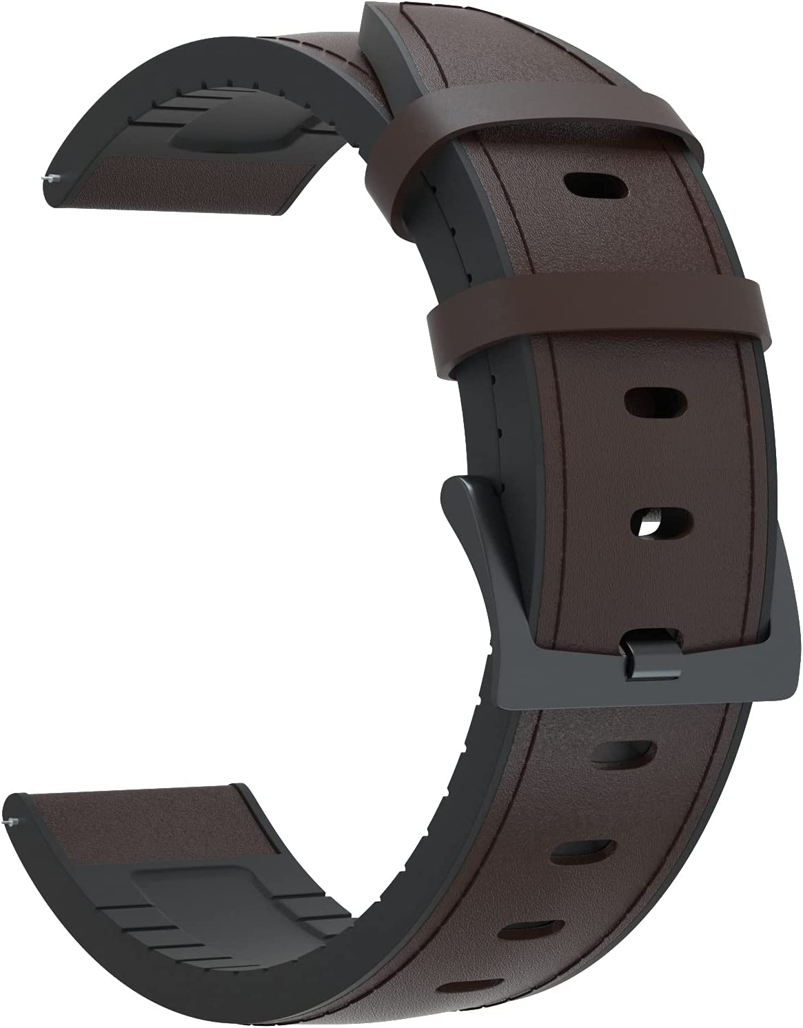 HQTUAN Brand new 22mm Watch Max 78% OFF Strap For Samsung galaxy Genuine 46mm Le watch