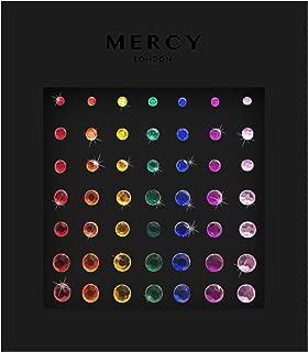 Rainbow Face Gems ✮ Festival Beauty ✮ Face Jewels, No Color, Size No Size