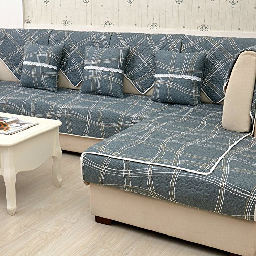 MEHE@ romantique élégant luxe personnalité créatif Contemporain Haut Grade Canapé Coussin Tissu Housse Canapé Serviette (taille : 70 * 180cm)