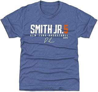 Dennis Smith Jr. New York Basketball Kids Shirt - Dennis Smith Jr. Elite