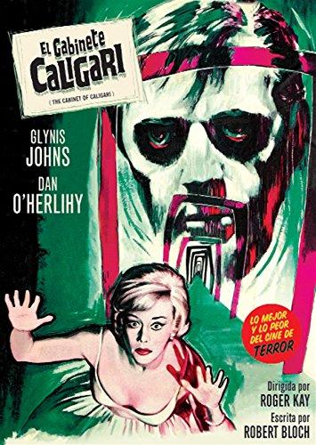 El Gabinete Caligari (The Cabinet Of Caligari) [DVD]
