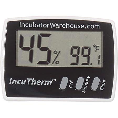 //-7 RSDE Indoor Outdoor 72MM Gold Diameter Hygrometer Temp Wet Hygrometer Meter