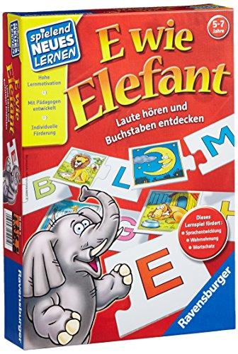 Ravensburger 25005 - E wie Elefant