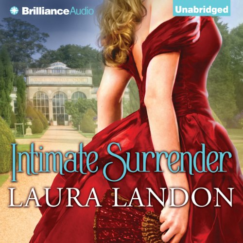 Intimate Surrender audiobook cover art