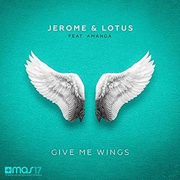 Give Me Wings (feat. Amanda)