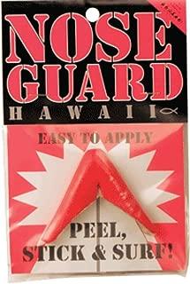 Surfco Hawaii Shortboard Red Tint Nose Guard Kit