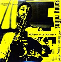 Sonny Rollins With the Modern Jazz Quartet [Analog]