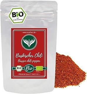 Azafran BIO Baskischer Chili aus Frankreich 50g
