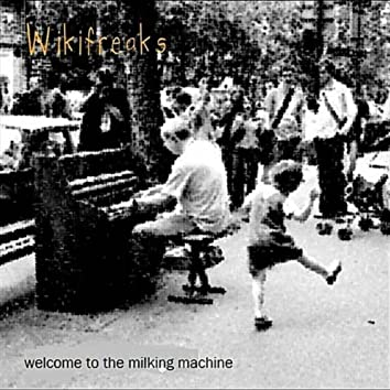 Welcome to the Milking Machine