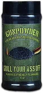 Gunpowder Steak & Brisket Seasoning