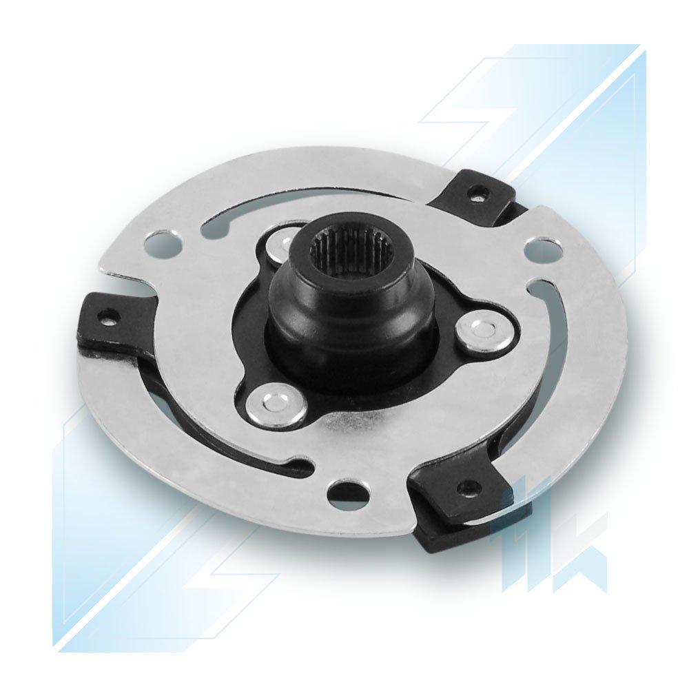 climática Compresor mitnehmer Disco Adecuado para Audi A3 (8 V ...