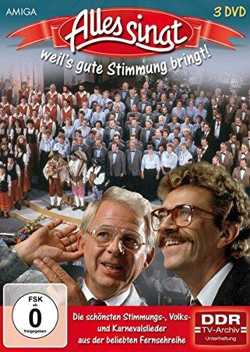 weil's gute Stimmung bringt (DDR TV-Archiv) (3 DVDs)