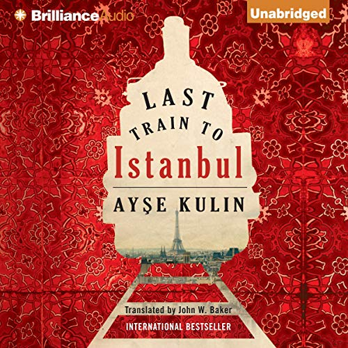 Last Train to Istanbul audiobook cover art