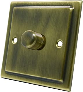 Ploutne Retro 86 Tipo de interruptor personalidad creativa del grano de madera antigua de la palanca del interruptor del Consumidor y Comercial de interruptor de pared Interruptor de luz del panel Fix