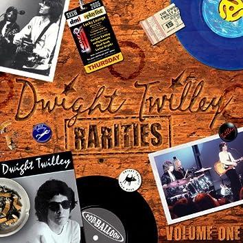 Rarities, Volume 1