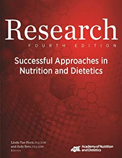 Research: Successful Approaches in Nutrition and Dietetics , Fourth Edition