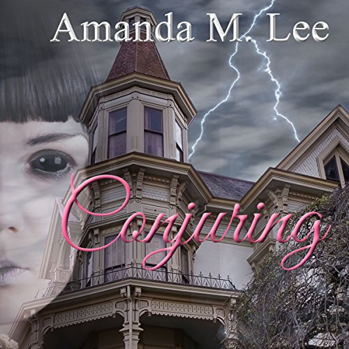 Conjuring audiobook cover art