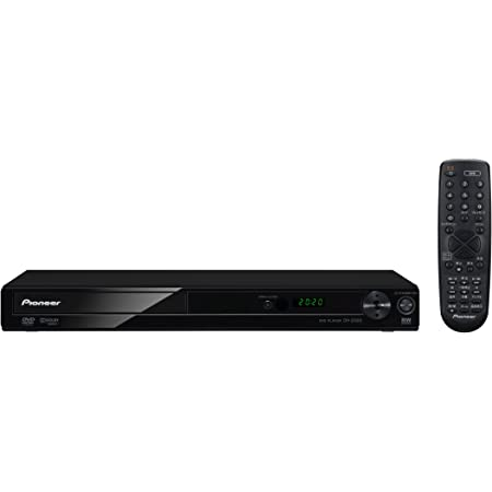 Pioneer DVDプレーヤー プログレッシブ再生対応 DV-2020