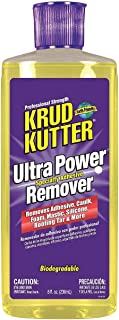 Krud Kutter 8 oz. Ultra Power Specialty Adhesive Remover, Orange - UP086 (Pack of 2)
