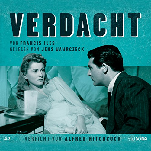 Verdacht audiobook cover art
