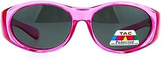 Kids Size 47mm Fit Over OTG Polarized Sunglasses