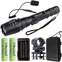 XHP50 Z20V5 CREE XM-L2 U3 LED zaklamp zaklamp zoom waterdichte zaklamp (Body Color : XM L2 U3, Emitting Color : E)