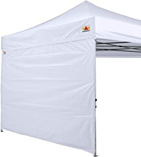 ABCCANOPY Instant Canopy SunWall (15+Colors) for 10×10 Feet, 10×20 Feet..