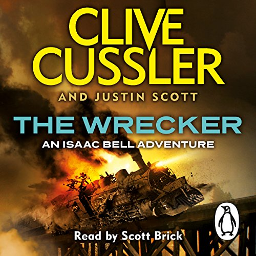 The Wrecker audiobook cover art