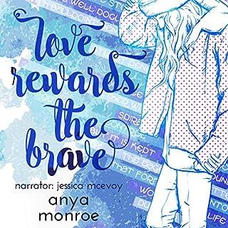 Love Rewards the Brave audiobook cover art