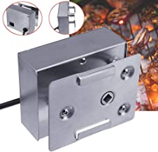 MARKET 24 - Grill Rotisserie Motor Kit - Grill Electric Replacement Rotisserie Motor Stainless Steel Rotisserie Accessories 220-240V, 1pcs