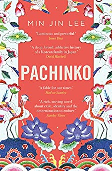 Pachinko: The New York Times Bestseller by [Min Jin Lee]