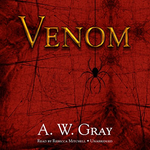 Venom audiobook cover art