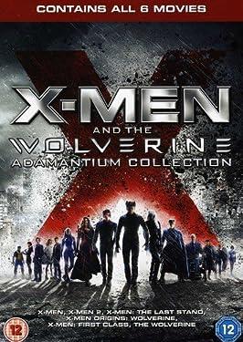X-Men & Wolverine Adamantium Collection