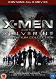 X-Men And The Wolverine Adamantium Collection (5 Dvd) [Edizione: Regno Unito] [Edizione: Regno Unito]
