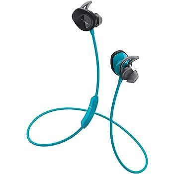 Bose SoundSport Cuffie Wireless, Azzurro