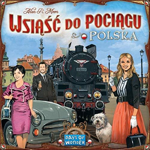 TICKET TO RIDE - Poland