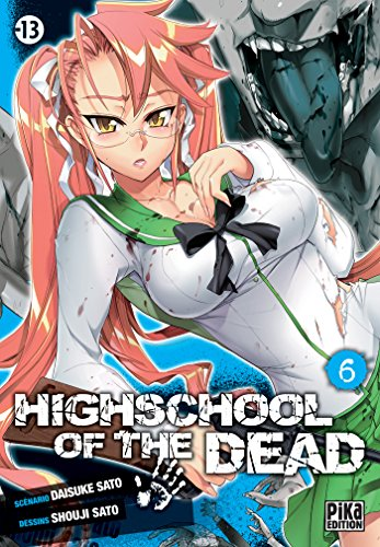 Highschool of the Dead T06