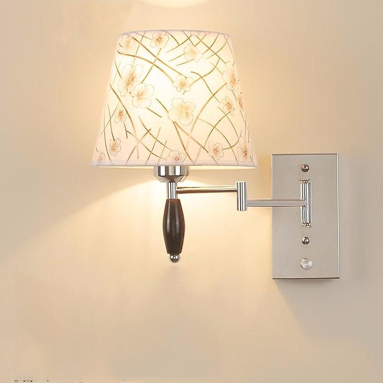 StiefelU LED Wandleuchte nach oben und unten Wandleuchten Wand Lampen Wohnzimmer Esszimmer Schlafzimmer über dem Bett, Stoffe, Wandleuchten