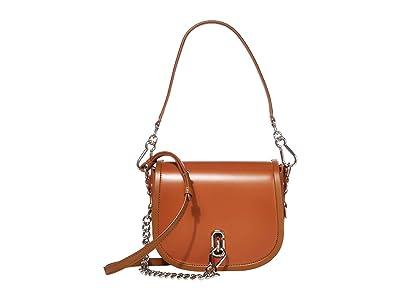 Marc Jacobs The Saddle Bag (Brown) Handbags