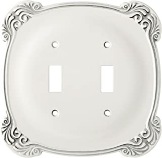 Arboresque Double Switch Wall Plate, Packaging may Vary