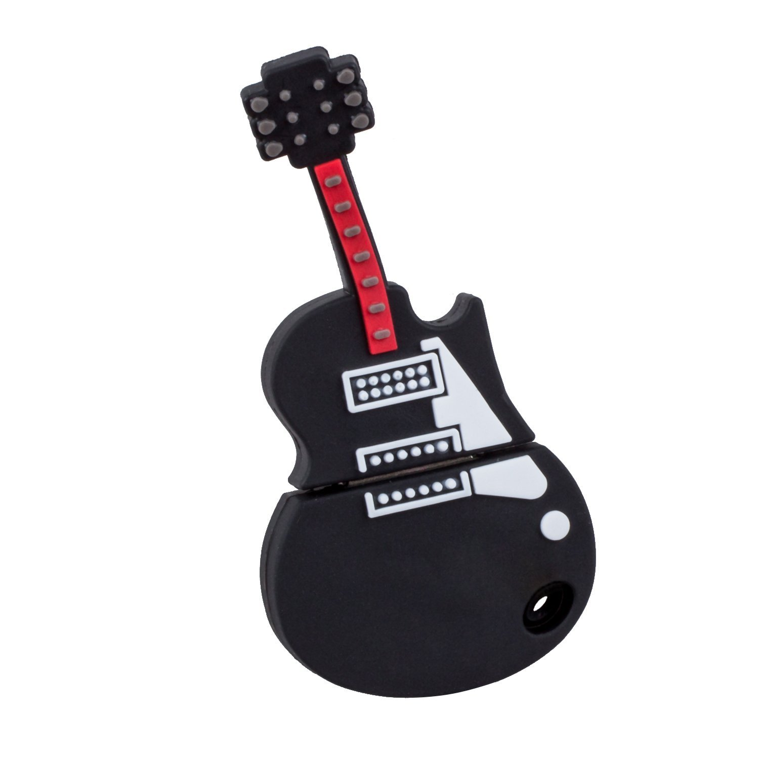 TOOGOO(R) 16GB Novedad Cool Guitarra Estilo USB Flash Pluma Conductor Memoria Palo Regalo: Amazon.es: Electrónica