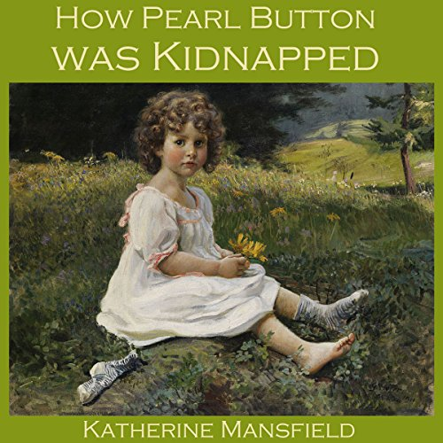 How Pearl Button Was Kidnapped audiobook cover art