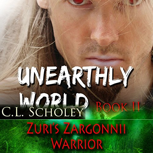 Zuri's Zargonnii Warrior cover art