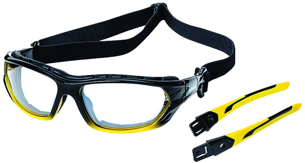 Clear Safety Goggles Eyewear Chemical Protection Glasses SEALED US Fast Shipping