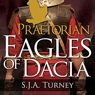 Eagles of Dacia audiobook cover art
