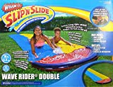 Wham-O Slip'nSlide Wave Rider Double Backyard Water Slide 18 Ft